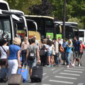 Les cars Macron auraient fait perdre 250 millions d'euros à la SNCF selon la CGT