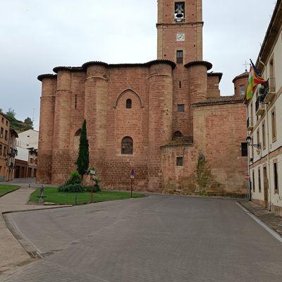 J44 : Najera - Santo Domingo de la Calzada