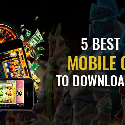5 best free mobile games to download in 2019