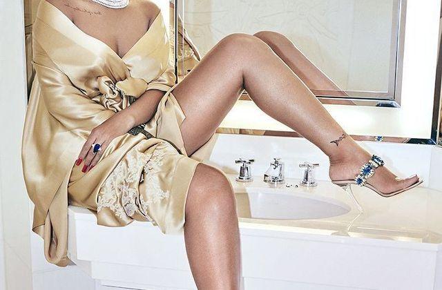 Rihanna : j'aime mon corps, je me sens sexy tout simplement ⚘