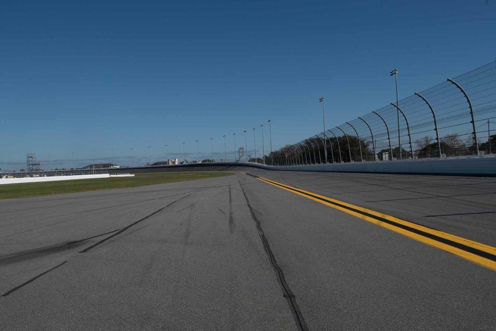 FLORIDE : Le circuit de Daytona, son musée automobile et sa plage