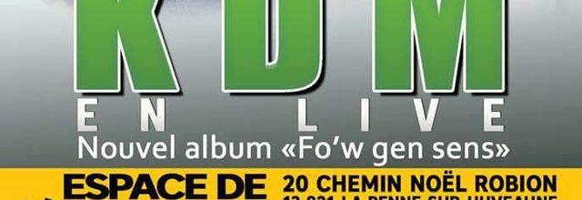 16/05/15 - KDM en live - Marseille