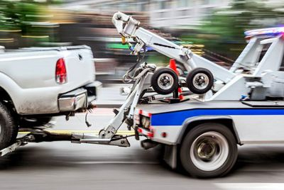 Towing Services For Custom Vehicles