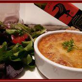 Clafoutis au thon à la tomate - Oh, la gourmande..