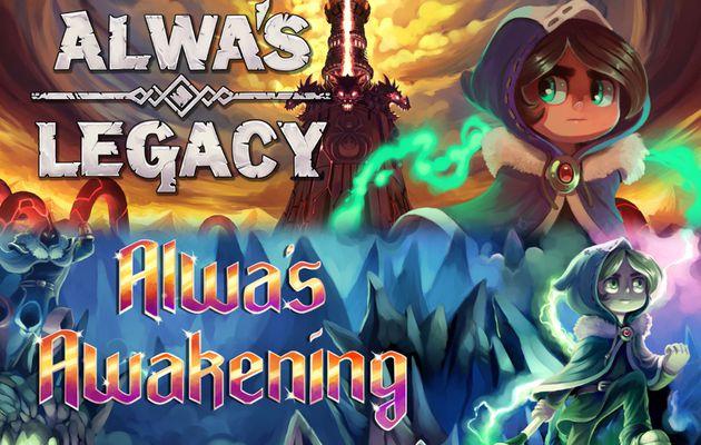 [ACTUALITE] Alwa's Collection - Disponible dès le 30 novembre 2021 sur Switch et PS4
