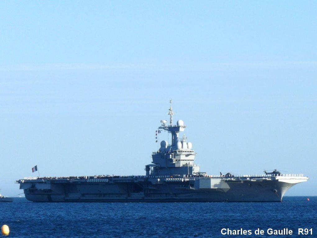 Revue navale du 15 août 2014