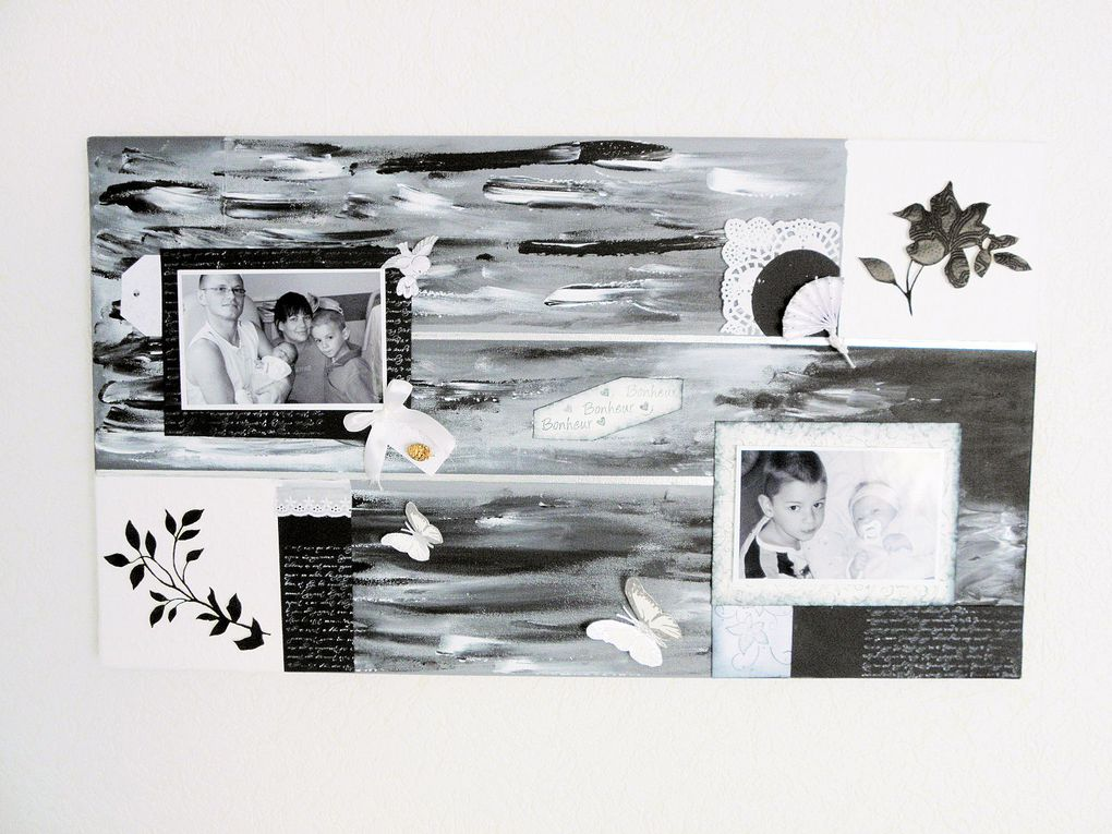 Album - page-de-scrapbooking