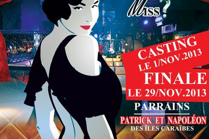 le 29 Novembre 2013,Election Miss Alizé Club Paris (Inscription au Casting jusqu'au vendredi 1Novembre 2013)ng