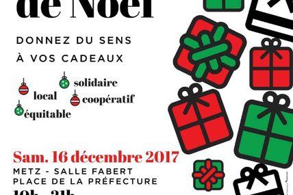 Metz L'autre marché de Noel le 16 décembre