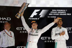 Rosberg champion du monde
