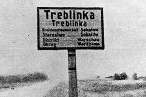 Warsaw Jews Were Transported to Treblinka Camp, Polish Government Learns
