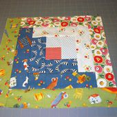 Follow This Step-by-Step Tutorial to Sew Easy Log Cabin Quilt Blocks
