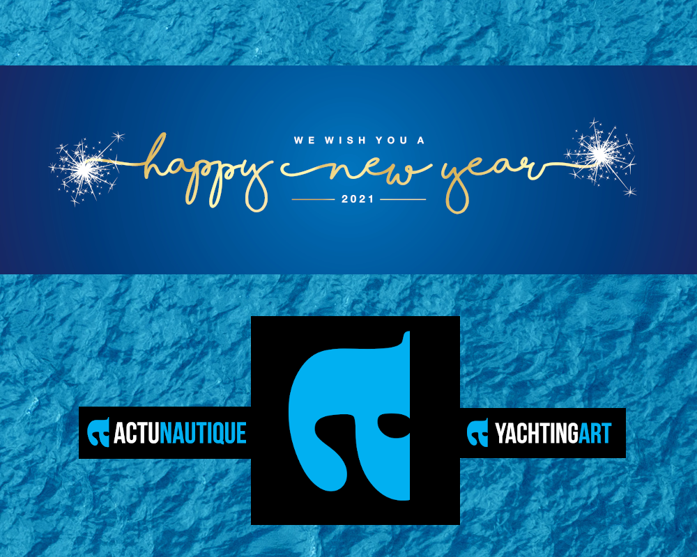 Best Wishes to all from the ActuNautique Yachting Art team!