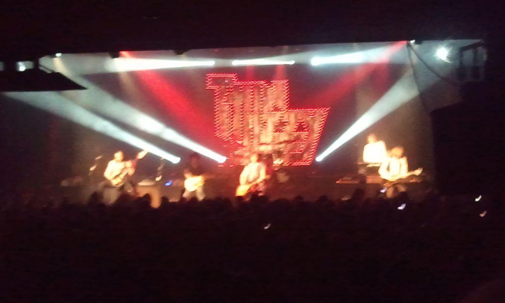 Thin Lizzy live au Bataclan le 26 janvier 2011, malheureusement sans Phil Lynott RIP