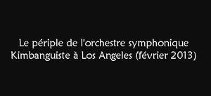 L'orchestre symphonique Kimbaguiste