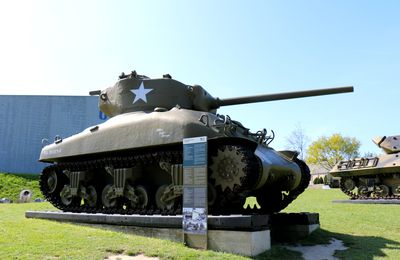 "M4A1 Medium Tank ""Sherman"""