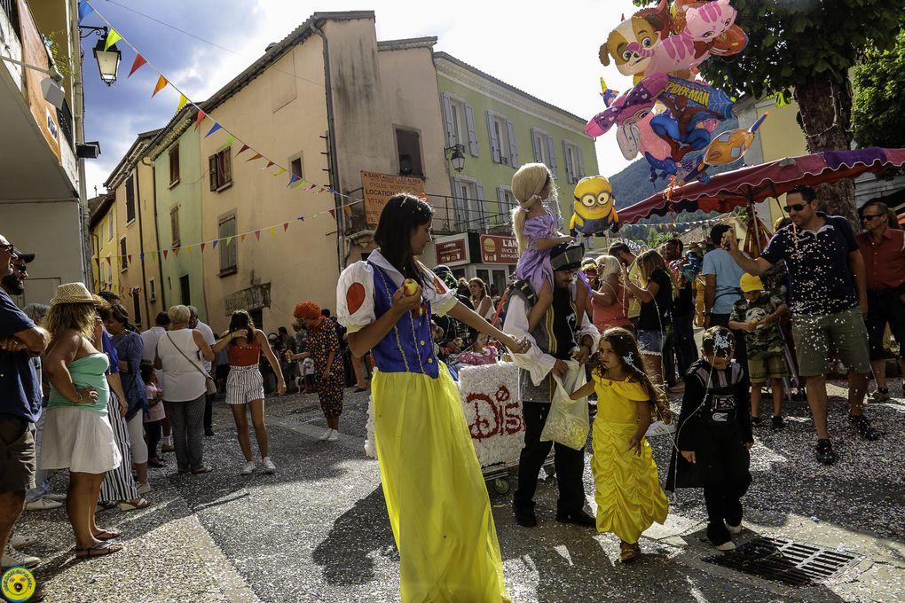 discours vidéo fête patronale St André les Alpes