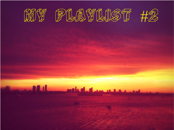 My Playlist #2. Soundcloud Mood Selection.