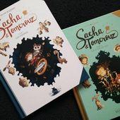 Sacha et Tomcrouz - Tomes 1 et 2. Anaïs HALARD et Fabien QUIGNON - 2017 et 2018 (BD) - VIVRELIVRE
