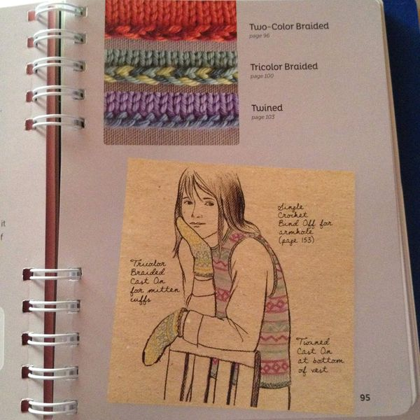 54 step-by-step methods : cast-on, bind-off / extrait