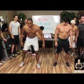 Insane Burpee Battle