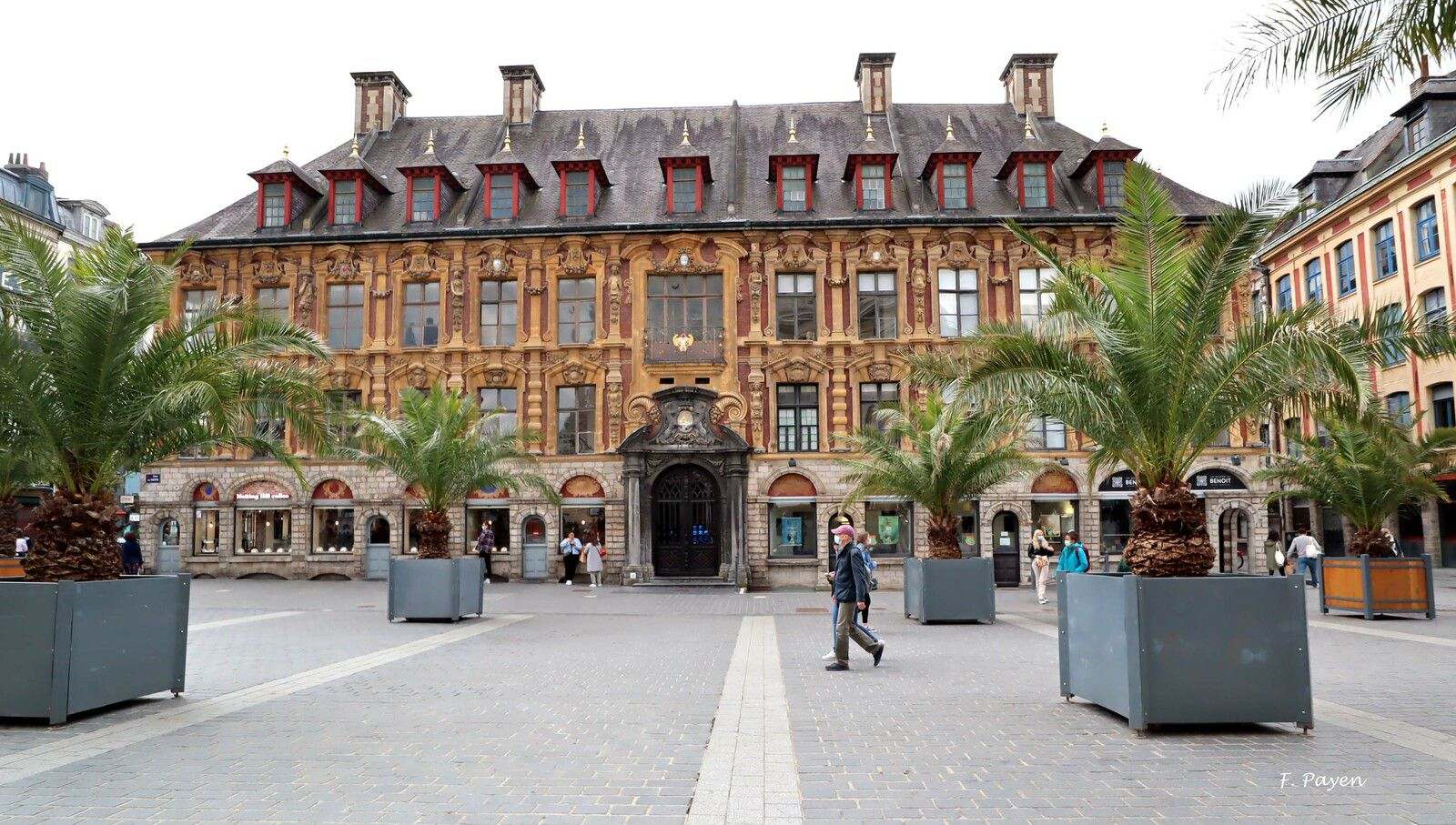 Vieille Bourse de Lille