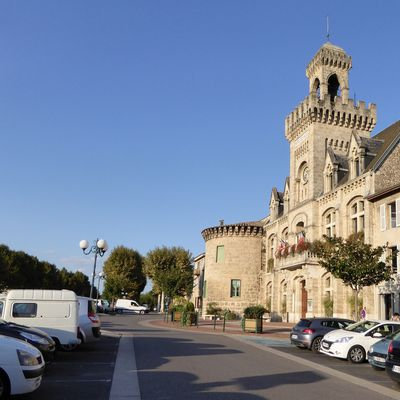 Autour de Valence