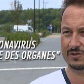 Guéri, le docteur Philippe Devos ressent encore les effets du coronavirus deux mois plus tard