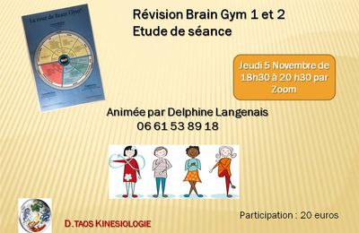 Révision Brain Gym
