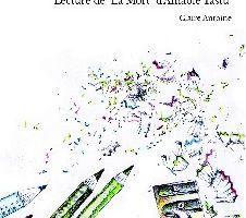 Poème d'Amable Tastu intitulé ''La Mort'', précédé d'un extrait d'analyse
