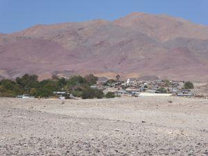 Pan de Azucar à San Pedro de Atacama