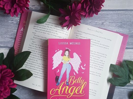 Betty Angel, tome 1 : La mort me va si bien - Louisa Méonis