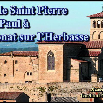 SAINT DONAT chapII - Collégiale St Pierre et Paul ( Drome )