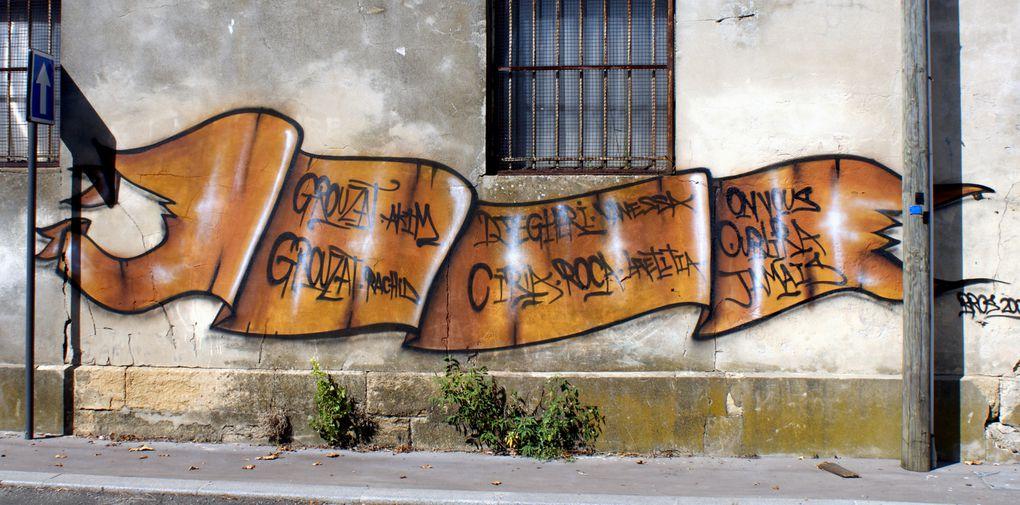 Album - Graffitis-Bordeaux 2011