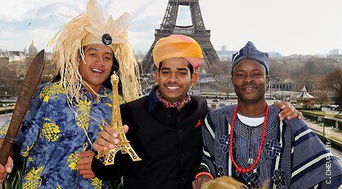 TF1 lance « Trois princes à Paris » ce dimanche à 17h50