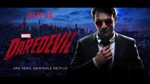 Marvel's Daredevil - Affiche animée Matt Murdock - #Netflix