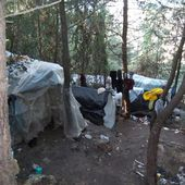 GREECE - ITALY: EXILES INTERCEPTED AT THE BORDER