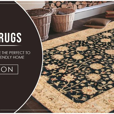 Persian Rugs Is Perfect For An Eco-Friendly Home