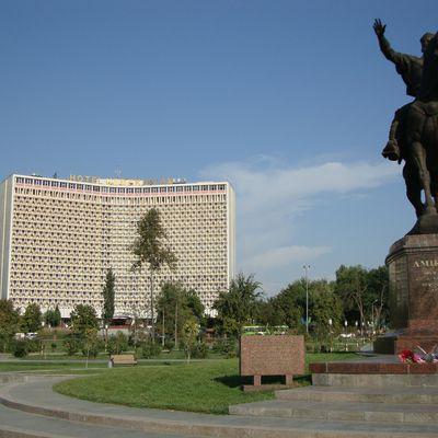 Tashkent ou les tribulations ouzbeks