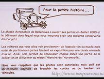 Le Musée Automobiles à Bellenaves (03) ...