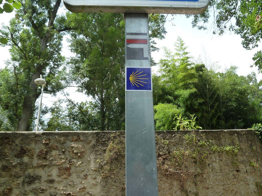 Randonnée de Bures-Sur-Yvette à Courcelle-Sur-Yvette - 12,8 km.