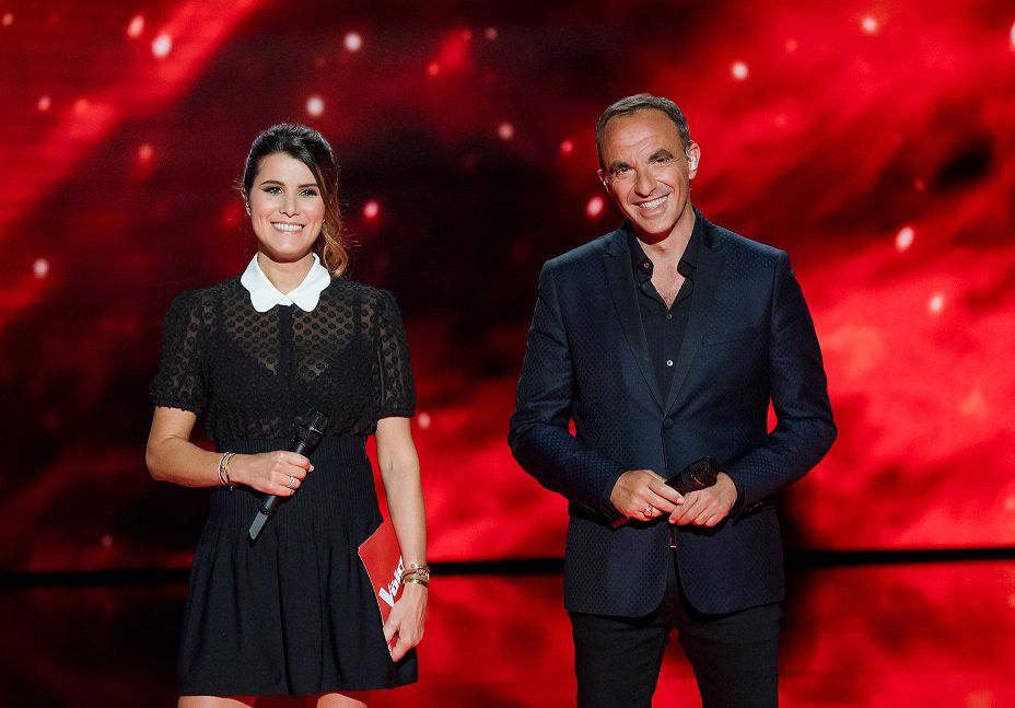 """The Voice"" (© TF1/ITV Studios France)"
