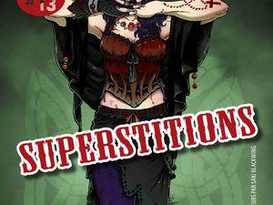 Fanzine BD, humour, parodie Gran Gaudi #13 Superstitions