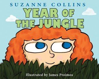 Year of the jungle : Le prochain roman de Suzanne Collins
