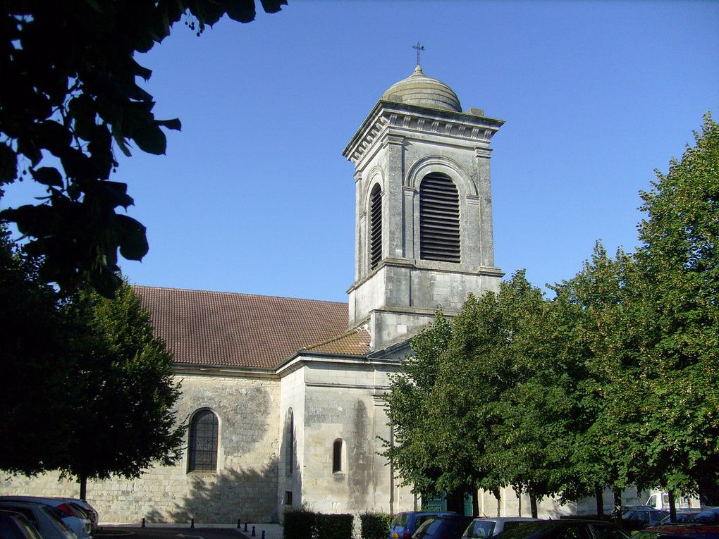 Les églises