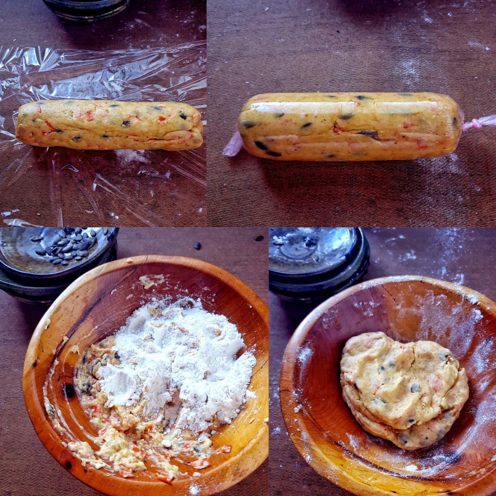 Fekkas fumé au jambon de dinde au paprika et aux graines de courge