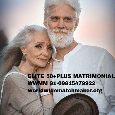NO1 50+PLUS MARRIAGE BUREAU 0091-9815479922 WWMM