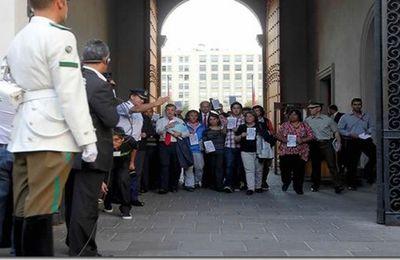 Iván Fuente la pequeña gran estatura de un dirigente social