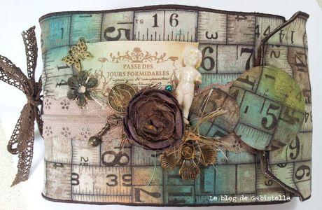 Mini album Mesures par La Dame de Kit
