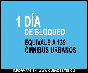 Album - NO al Bloqueo contra Cuba